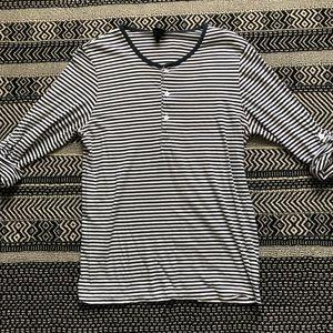 Striped H&M Henley